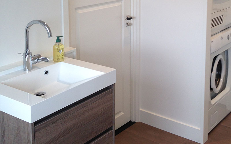Badkamer verbouwen = renoveren of compleet vernieuwen? müller bouw
